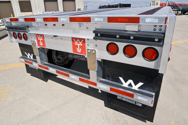 Wilson Trailers Roadbrute Rear