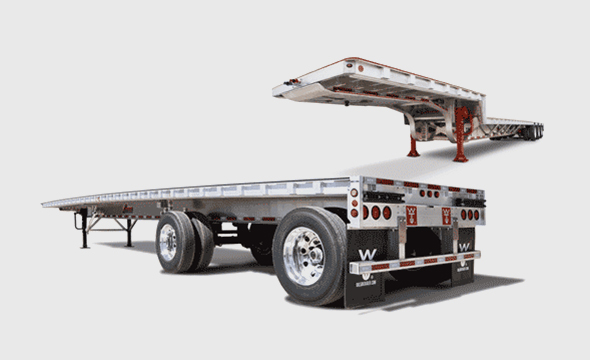 Wilson Trailers Flatbed Premiere