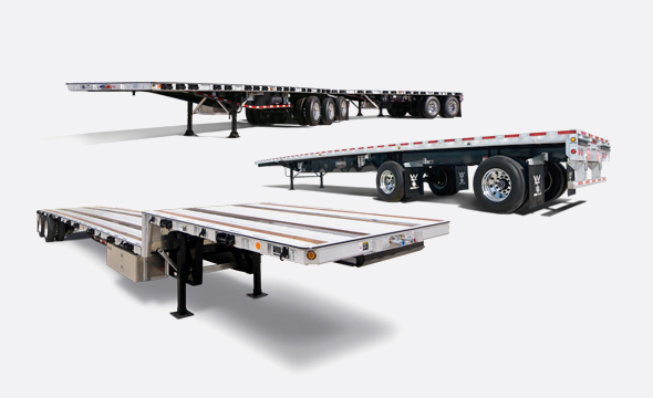 Wilson Trailers Flatbed Roadbrute
